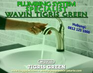 ARTICLE PLUMBING SYSTEM WAVIN TIGRIS GREEN  WIKA WATER HEATER