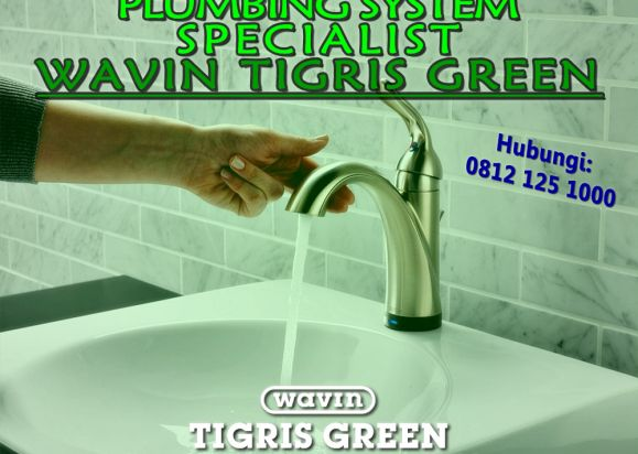 ARTICLE PLUMBING SYSTEM WAVIN TIGRIS GREEN - WIKA WATER HEATER article plumbing system